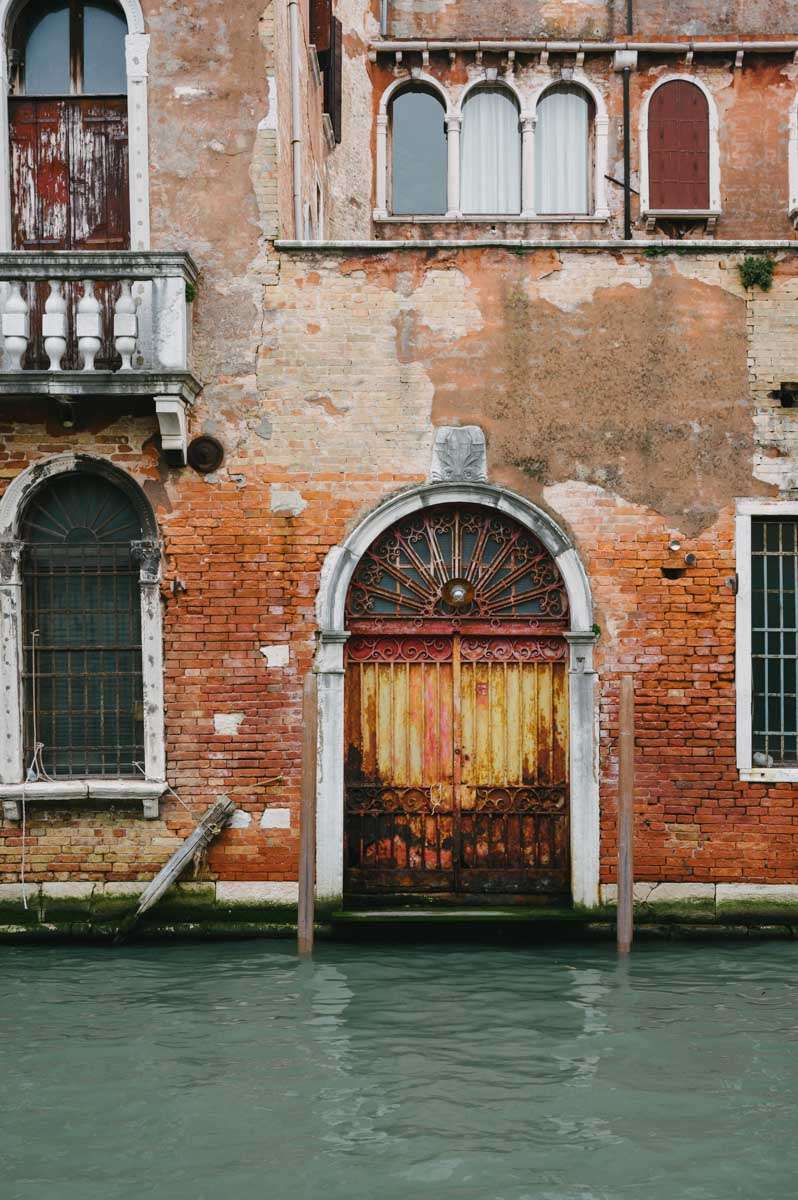 Photographs of Venice