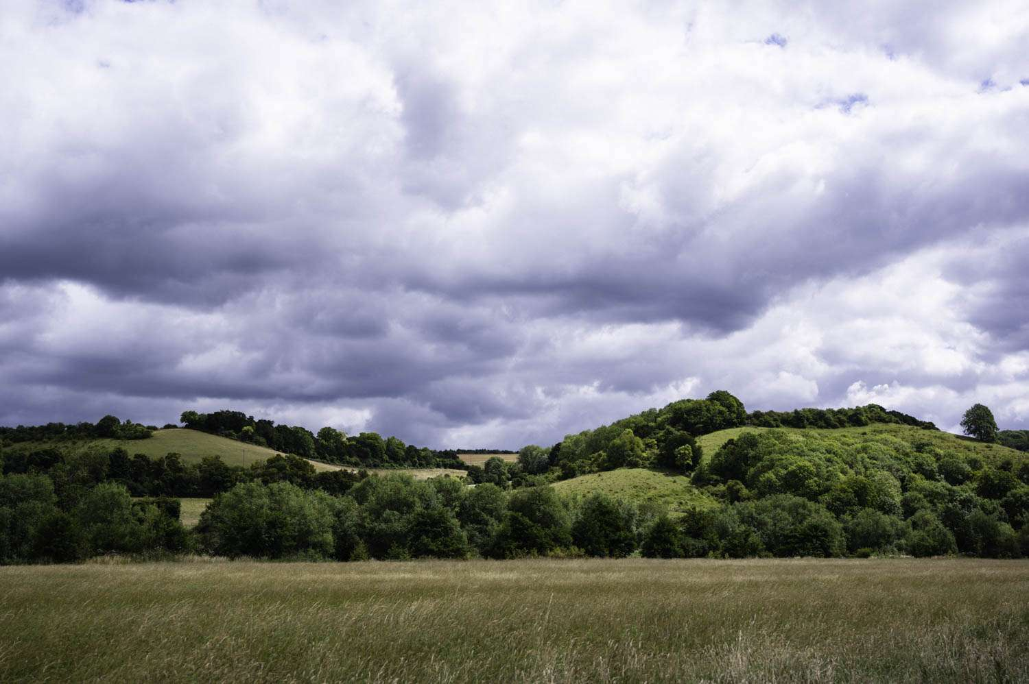 Landscape Photography photo of hills by Child Beale Park Pangbourne Berkshire