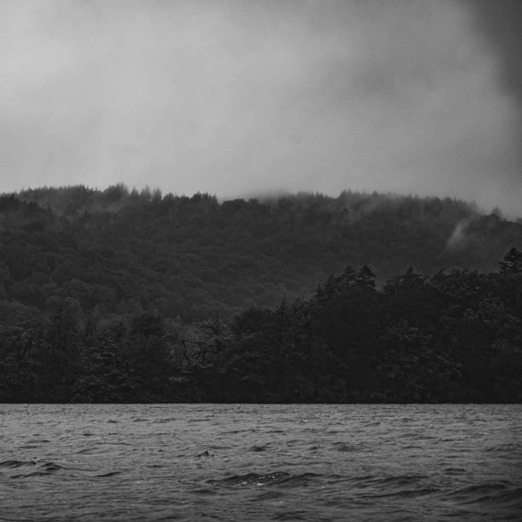 black and white photography windermere lake district