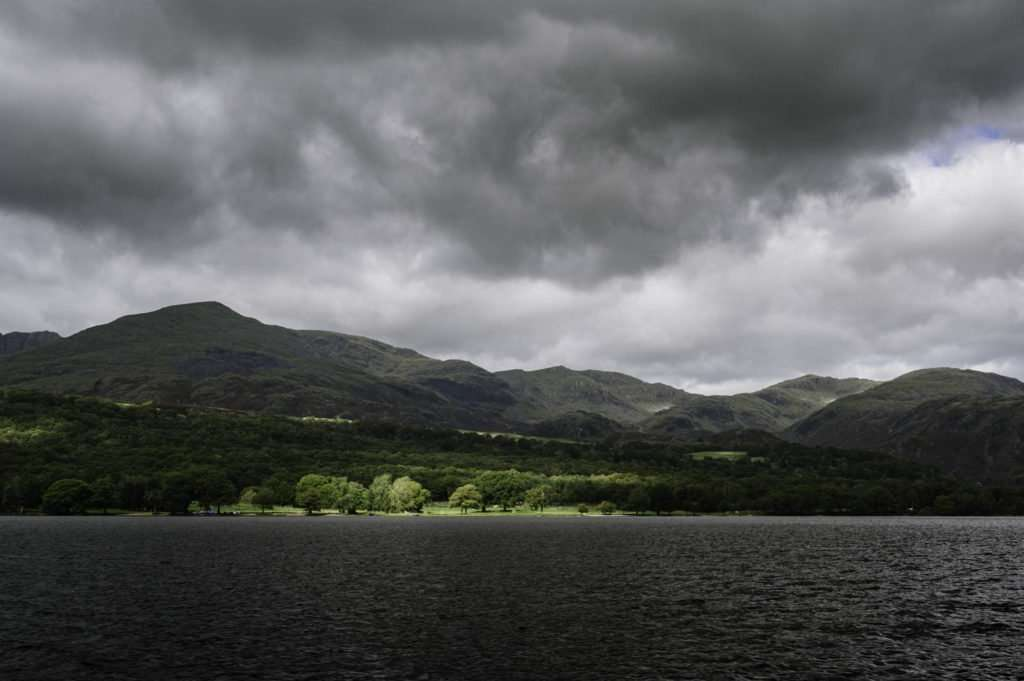 Photograph of Conistan Water Cumbria