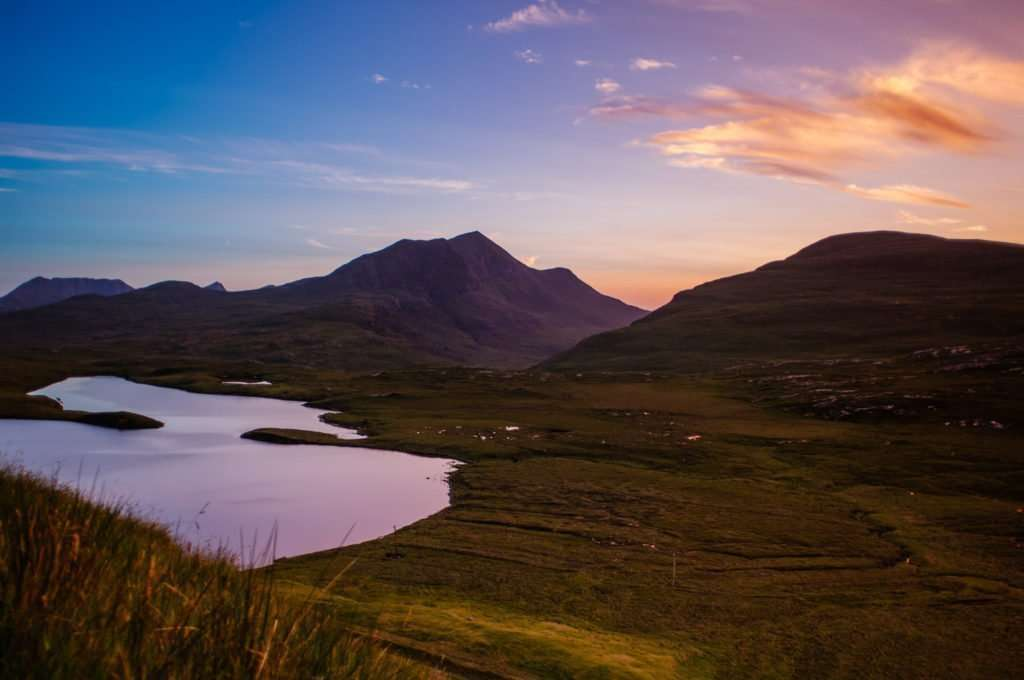 Photograph Scottish Higlands